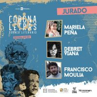 """Jurado del segundo Torneo Literario """"Coronaletras"""""""