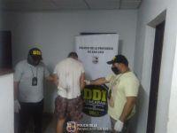 Fue detenido un joven sindicado como autor de dos robos en Concarán