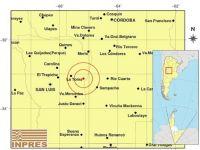 Nuevo temblor en la provincia de San Luis: se sintió en la zona de La Toma