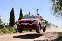 Rally Provincial: Fernando Pela, a todo ritmo en Villa Larca