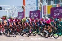"""El """"Roly"""" Navarrete fue el más rápido y se quedó con la primera fecha del ciclismo provincial"""