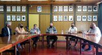 Vialidad Nacional firmó un convenio con la Universidad Nacional de San Luis