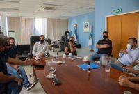 Reunión en San Luis por la situación del agua en la Villa de Merlo