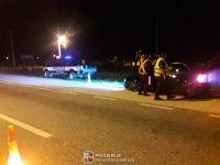 Año Nuevo en San Luis: la Policía multó a 71 conductores por alcoholemia