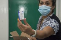Este miércoles llega a la provincia una nueva tanda de vacunas contra el Coronavirus