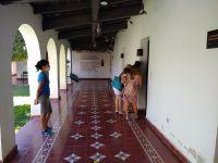 Visitantes de todo el país concurren a la Casa del Poeta