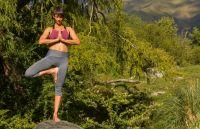 Más espacios se suman a las clases de yoga al aire libre