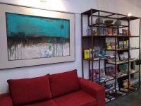 Sonia Höger inaugura su muestra de Arte en Villa de Merlo