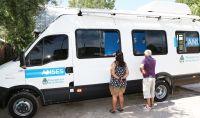 Este lunes y martes la Unidad de Atención Móvil del ANSES estará en Villa de Merlo