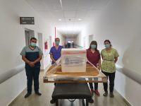 Los hospitales de San Luis y Villa de Merlo recibieron segunda dosis de la vacuna contra el Coronavirus