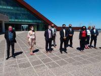 El ministro de Educación de la Nación se reunió con rectores de universidades