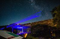 Astroturismo en Merlo de gira por San Luis