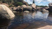 Salvaron la vida de un niño que se ahogaba en Traslasierra
