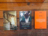 Los tres libros recomendados de Hexámetro