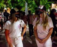 """""""Turismo seguro"""": continúa la campaña para recibir a los visitantes"""