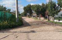Villa de Merlo: Quejas de los vecinos por el mal estado de las calles