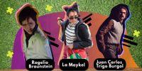 Varieté con el humor de La Maykel, Rogelio Braunstein y Juan Carlos Trigo Burgol