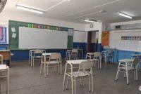 Las escuelas de la provincia se preparan para la vuelta a clases