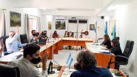 Primera sesión ordinaria del Concejo Deliberante
