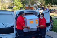 San Luis recibe 11.800 nuevas dosis de vacunas contra el COVID-19