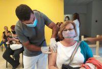 Más funciones para inscribirse en el registro de voluntarios para la vacuna