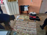 Villa Dolores: dos personas fueron detenidas por robar una importante suma de dinero