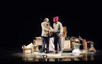 Dos obras merlinas abrieron la Fiesta Provincial del Teatro
