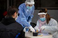 Este viernes se registraron 324 casos de Coronavirus