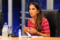 """Natalia Zabala Chacur: """"Necesitamos comprensión porque si no logramos detener esta ola de contagios las medidas van a tener que ser más restrictivas"""""""