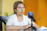 """Rosa Dávila: """"Apelamos a la solidaridad de todos para que podamos mantener, aún con el virus circulando, las actividades laborales y educativas"""""""