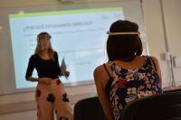 Con protocolo y medidas de seguridad sanitarias, la UNLC desarrolla actividades y clases presenciales