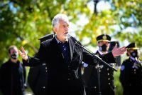 """Alberto Rodríguez Saá: """"Vamos a hacer el enorme esfuerzo de no cerrar nada"""""""