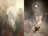 Fin de semana con muestra de pinturas al óleo en Hexámetro