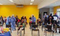 Hospital Madre Catalina: sigue la campaña de vacunación
