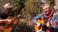 Rubén Gallardo y Matías Nudel mostrarán su música en la pantalla de la TV Pública