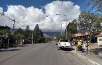 Villa de Merlo con un alto acatamiento a las medidas de prevención