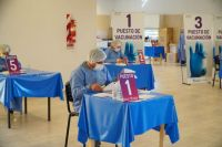 El Hospital Madre Catalina ya aplicó cerca de 9500 vacunas contra el COVID