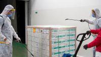 San Luis recibe 11.700 segundas dosis de Sinopharm