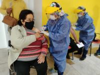 San Luis recibirá unas 40 mil dosis contra el coronavirus