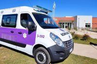 El Gobierno de San Luis adquirió nueve ambulancias de alta complejidad, una de ellas será destinada a la Villa de Merlo