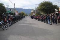 La Policía realizó un megaoperativo con epicentro en Merlo