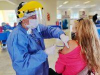 Más de 5 mil personas se vacunarán este martes
