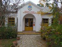 Los Molles: la escuela será conectada a la red cloacal