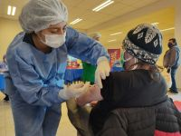 Este viernes fueron citadas más de 9 mil personas para vacunarse