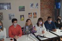 """""""Todos unidos"""" competirá en las elecciones legislativas"""